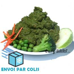 Mix légumes BARF