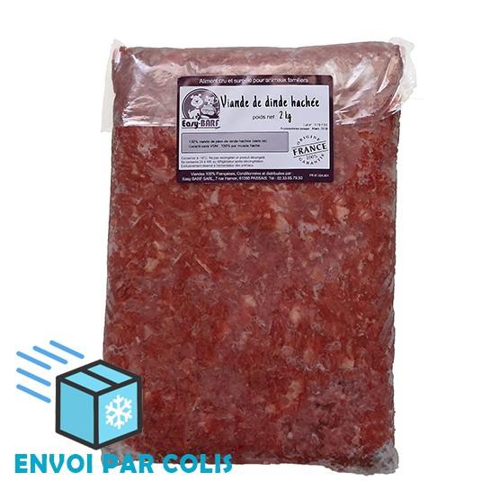 Viande de dinde hachée 2kg
