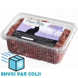Nova Felis Poulet & Dinde, recette 1