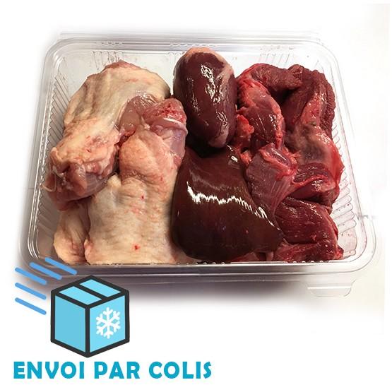 Morceaux Poulet/Porc