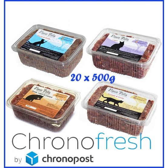 Chrono'Box FELIS 10kg